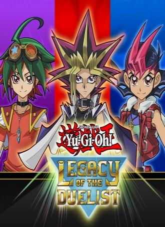 Yu-Gi-Oh! Legacy of the Duelist – REPACK- SKIDROW