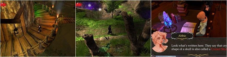 Zarya and the Cursed Skull pc game torrent uptobox mega turbobit